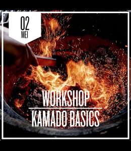 Kamado Basics zaterdag 2 mei 2020