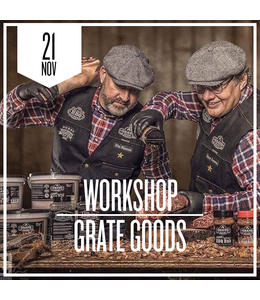 HarlemBBQ Grate Goods Thanksgiving zaterdag 21 november 2020