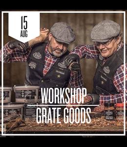Grate Goods zaterdag 15 augustus 2020