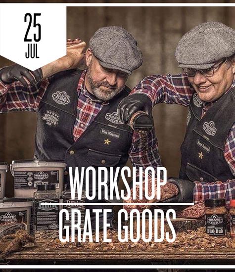 HarlemBBQ Grate Goods zaterdag 25 juli 2020