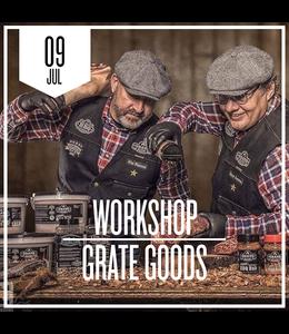HarlemBBQ Grate Goods donderdag 9 juli 2020