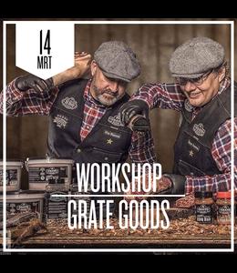 Grate Goods zaterdag 14 maart 2020