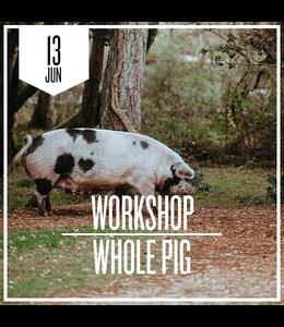 Whole Hog zaterdag 13 juni 2020