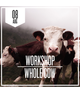 Whole Cow zaterdag 8 augustus 2020