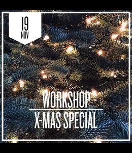 HarlemBBQ X-mas Special donderdag 19 november 2020