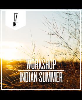 Indian Summer zaterdag 17 oktober 2020