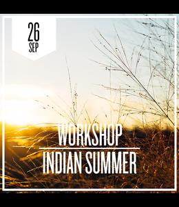 Indian Summer BBQ zaterdag 26 september 2020