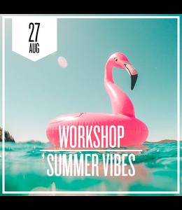 Summer Vibes BBQ donderdag 27 augustus 2020