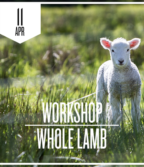 Whole Lamb zaterdag 11 april 2020