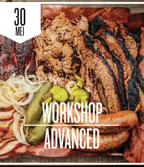 Kamado Basics Advanced zaterdag 30 mei 2020
