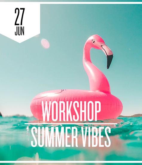 Summer Vibes zaterdag 27 juni 2020