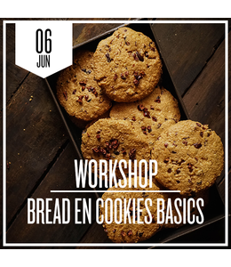 Kamado Basics Bread & Cookies zaterdag 6 juni 2020