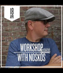 Noskos  zaterdag 18 april 2020