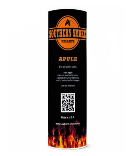 Southern Smoke Pellets Apple 500g