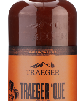 Traeger Trager BBQ  Saus Traeger 'QUE 473ml