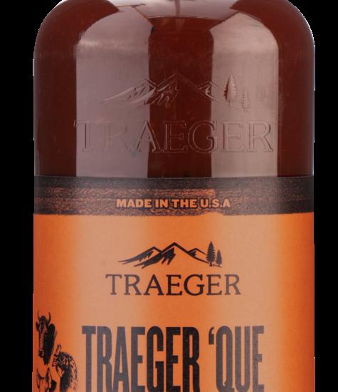 Traeger  Trager BBQ  Saus Traeger 'QUE 473ml