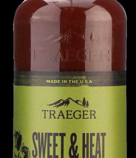 Traeger Traeger BBQ Saus Sweet & Heat 473ml