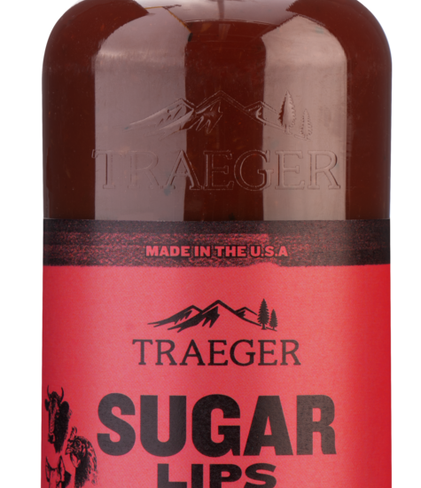 Traeger Treager BBQ Saus Sugar Lips Glaze 473ml