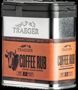Traeger Traeger Coffee Rub 234g