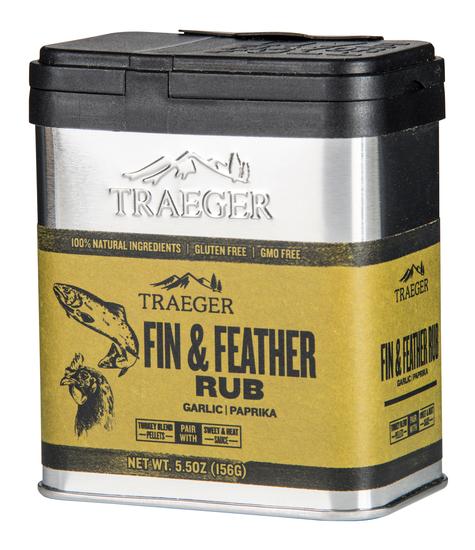 Traeger Traeger Fin & Feather Rub 155g