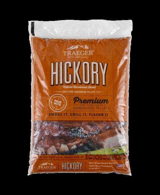 Traeger Traeger Hickory Pellets 9kg