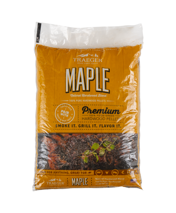 Traeger Traeger Maple Pellets 9kg