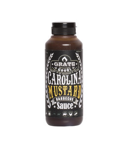 Grate Goods Carolina Mustard Barbecue Sauce Small 265 ml