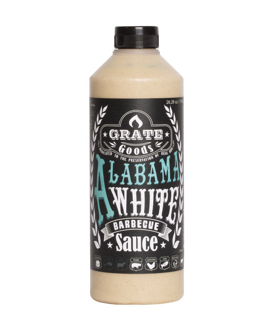 Grate Goods Alabama White Barbecue Sauce Large 775 ml