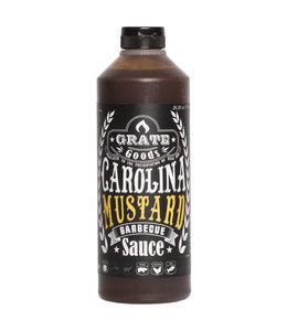 Grate Goods Carolina Mustard Barbecue Sauce Large 775 ml