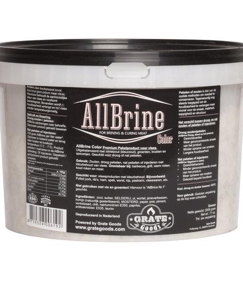 Grate Goods Allbrine Color emmer 2 kilo