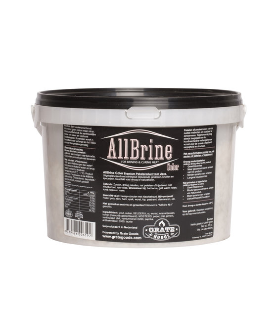 Grate Goods Allbrine Color emmer 2 kilo