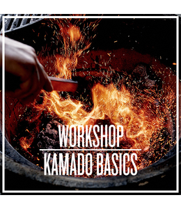 HarlemBBQ Kamado Basics zaterdag 26 september