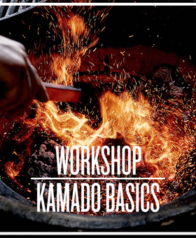 HarlemBBQ Kamado Basics zaterdag 26 september 2020