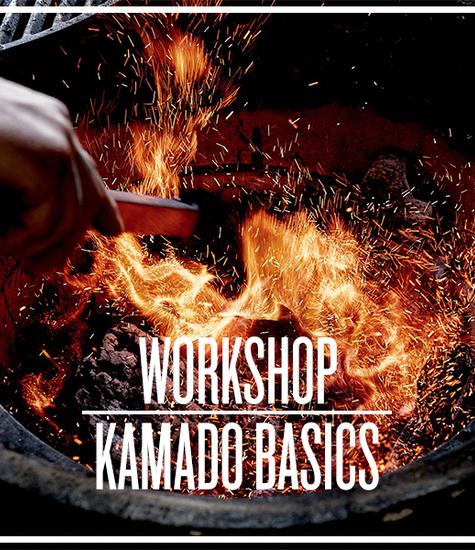 HarlemBBQ Kamado Basics donderdag 26 september