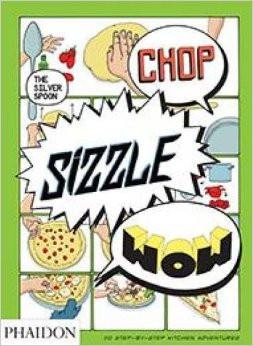 Chop Sizzle Wow kookboek