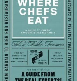 Where chefs eat kookboek