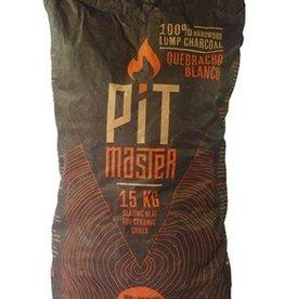 Pitmaster Quebracho 15 KG