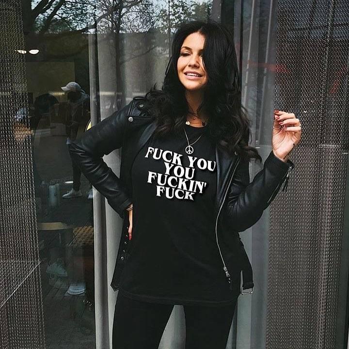 livstil FCK U - Shirt