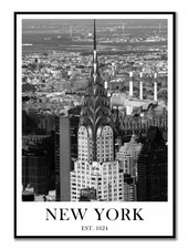 livstil New York Chrysler Building
