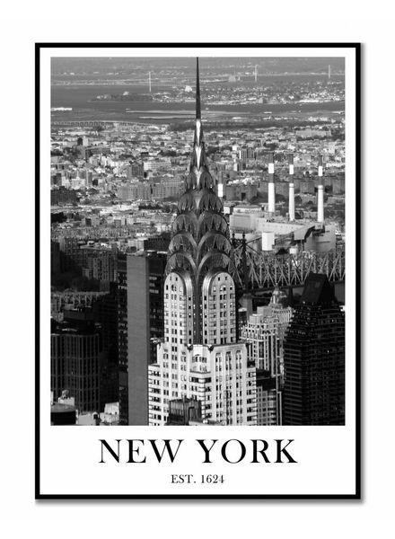 livstil New York Chrysler Building