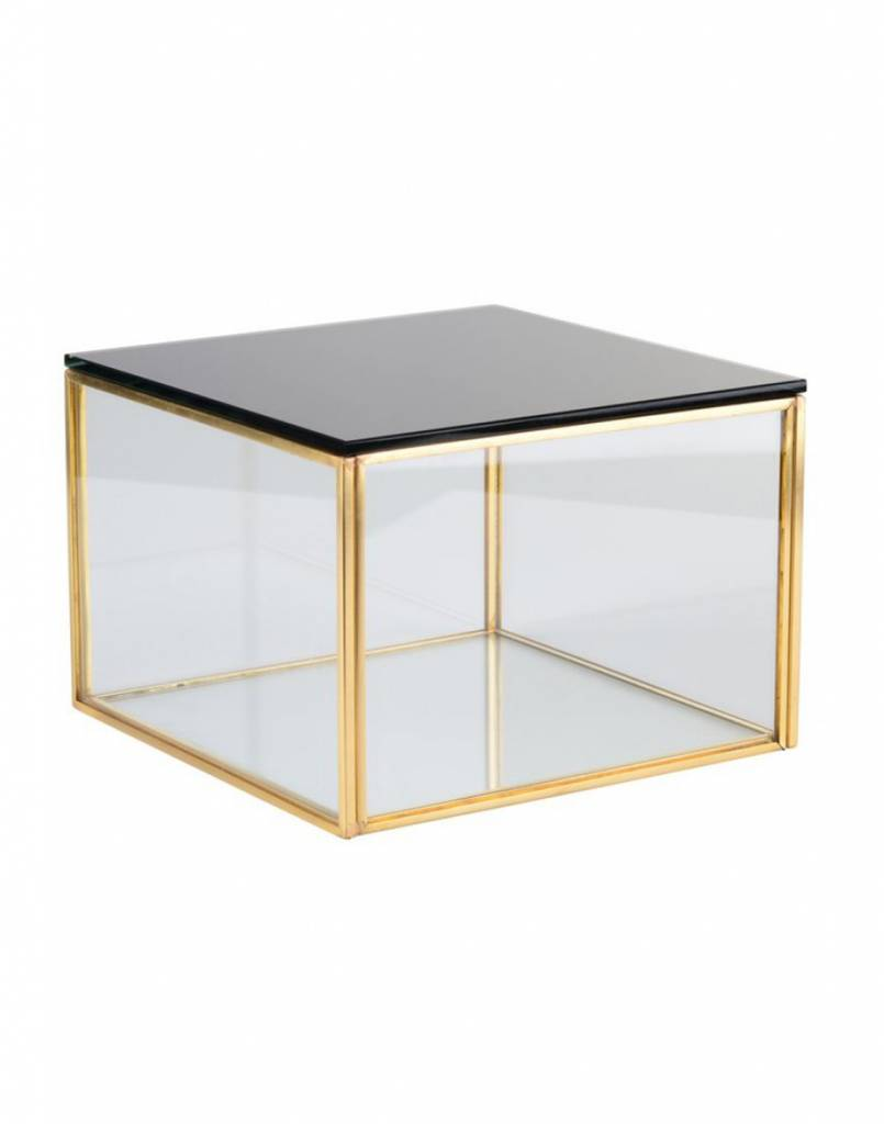 GIFT Company Glasbox Display Gold