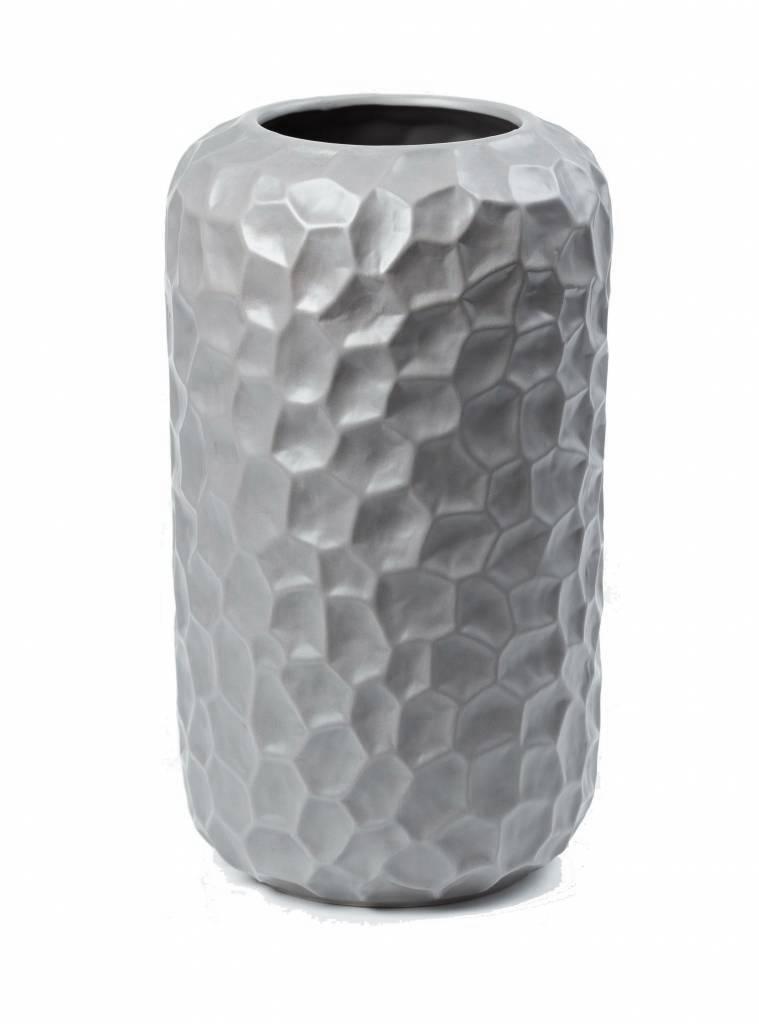 speedtsberg Vase AISA Keramik grau