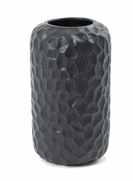 speedtsberg Vase Keramik schwarz
