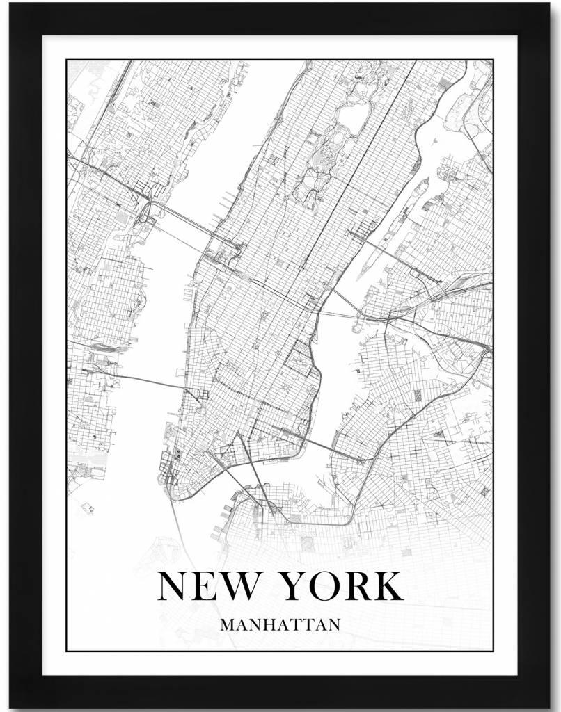 livstil Map New York