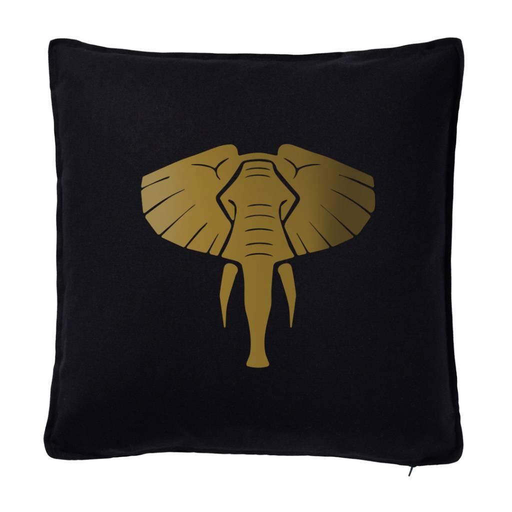 livstil Elephant - Kissen