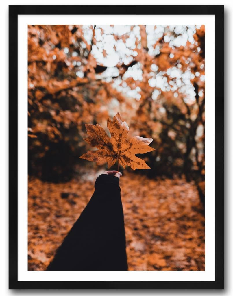livstil Autumn Leaf