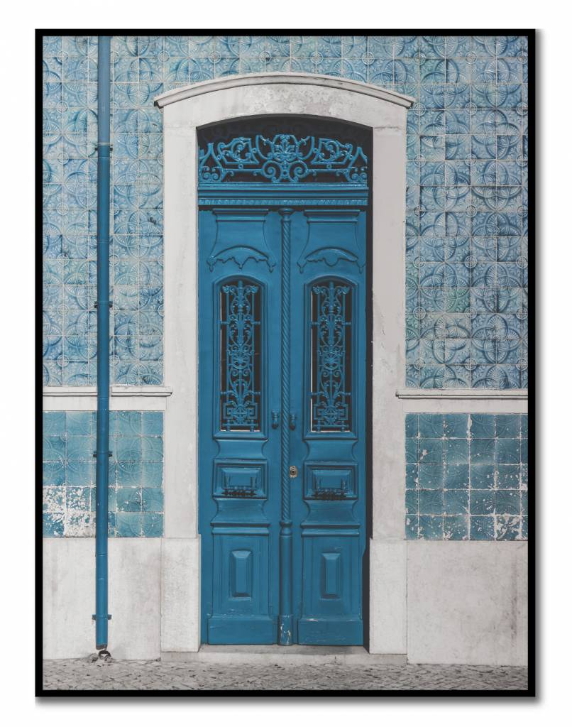 livstil Blue Door