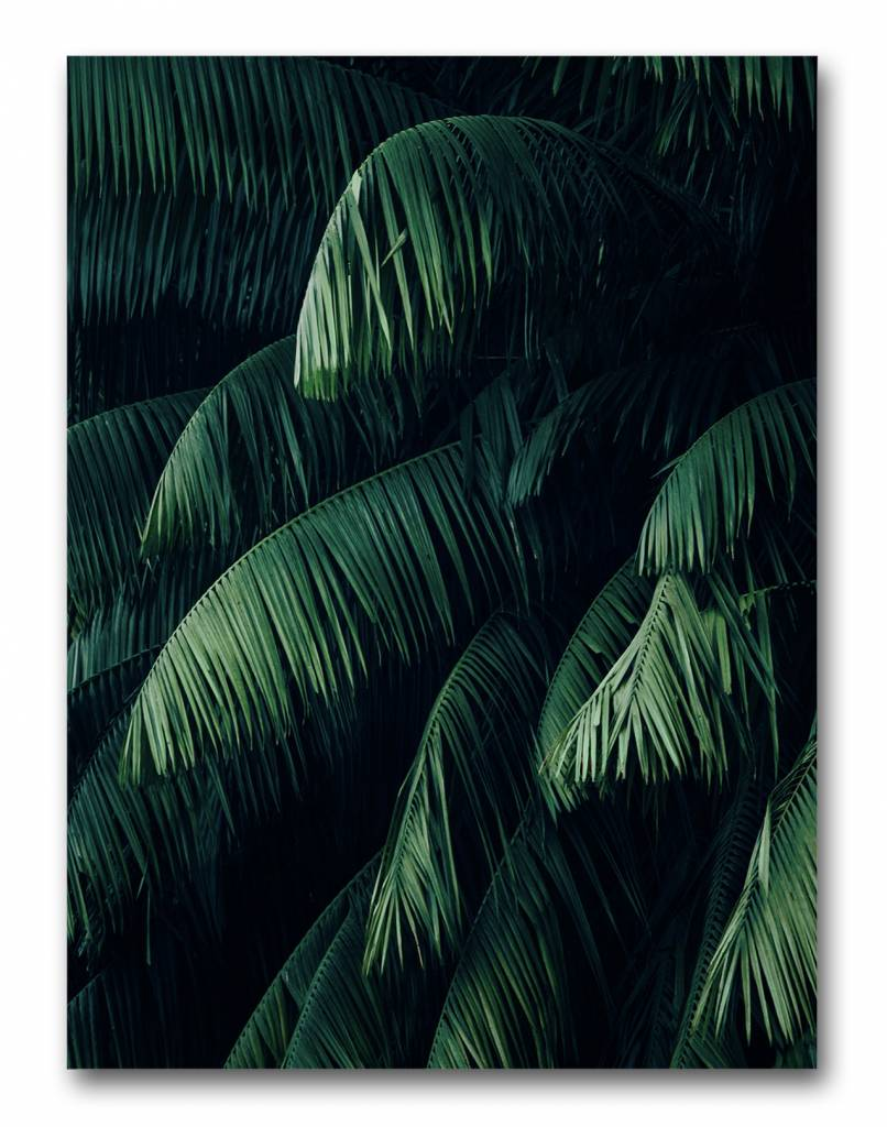 livstil Dark Green Palms