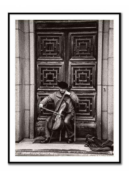 livstil Classic Street Musician