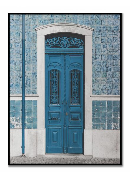 livstil Blue Door